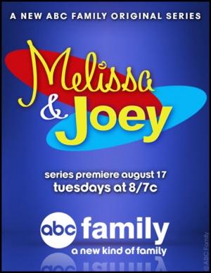 Melissa & Joey 464x600