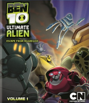 Ben 10: Ultimate Alien 825x953