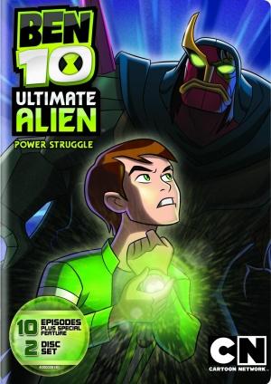Ben 10: Ultimate Alien 1870x2643
