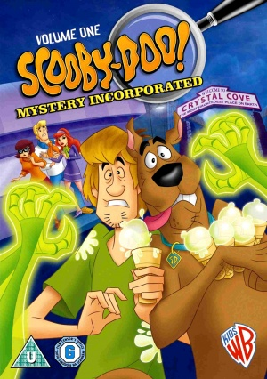 Scooby-Doo! Mystery Incorporated 1127x1599