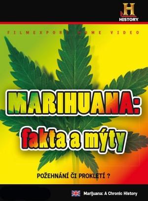 Marijuana: A Chronic History 600x814