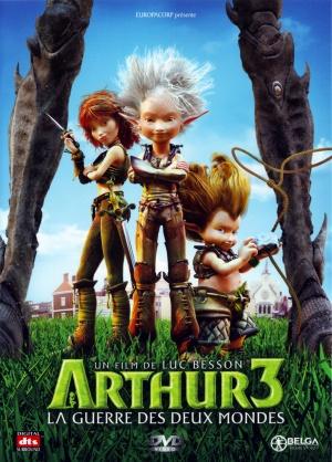 Arthur und die Minimoys 3 - Die große Entscheidung 1540x2145