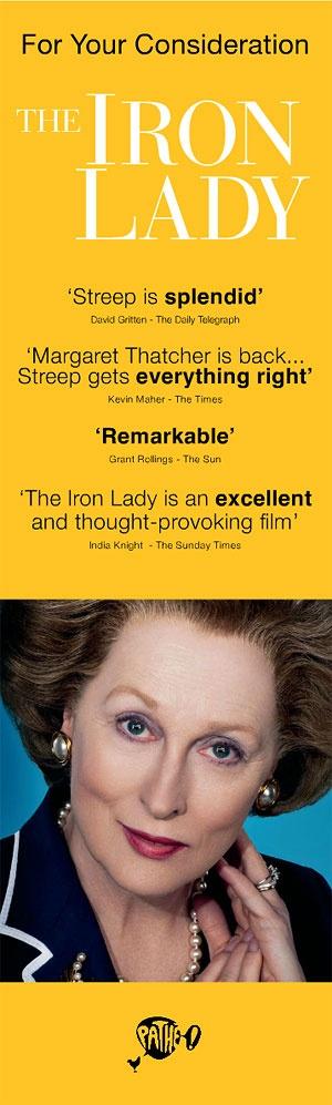 The Iron Lady 300x997