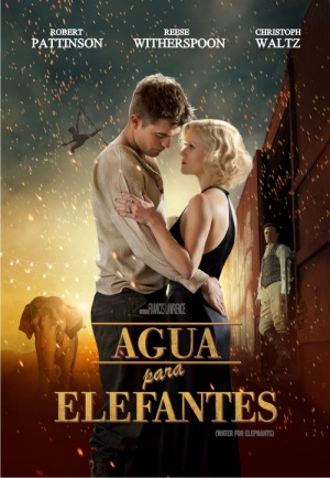 Water for Elephants 500x723