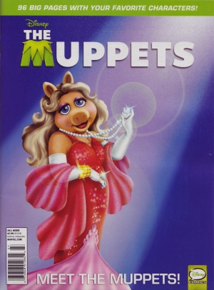 The Muppets 2384x3224