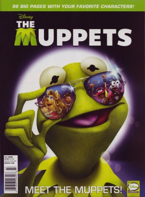 The Muppets 2388x3232