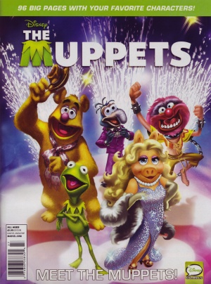 The Muppets 2388x3216