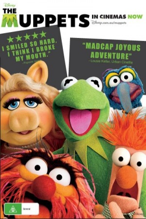 The Muppets 400x600