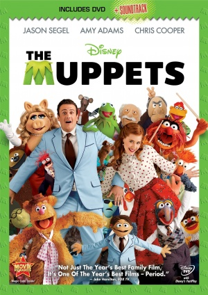 The Muppets 1594x2251