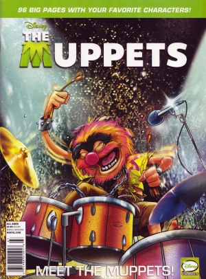 The Muppets 2384x3227