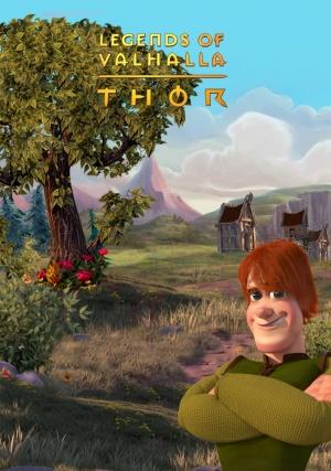 Thor: O Martelo dos Deuses 709x1010