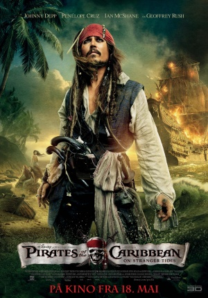 Pirates of the Caribbean: On Stranger Tides 3474x4963