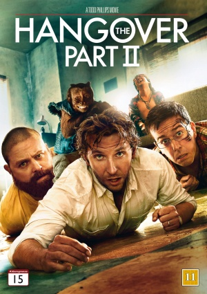 The Hangover Part II 3070x4350
