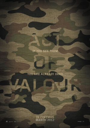 Act of Valor 2114x3000