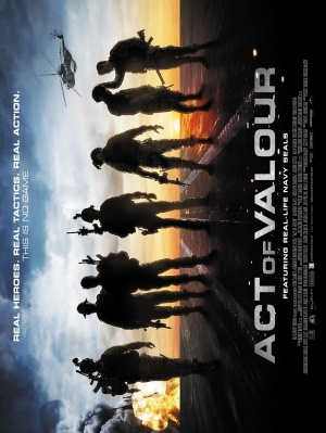 Act of Valor 1879x2500