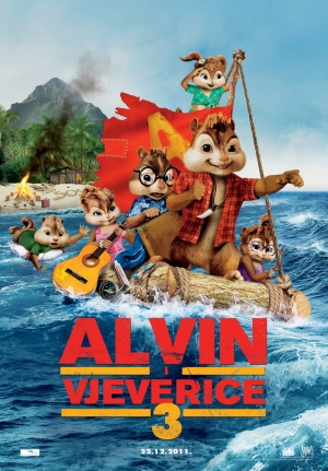 Alvin and the Chipmunks: Chipwrecked 800x1150