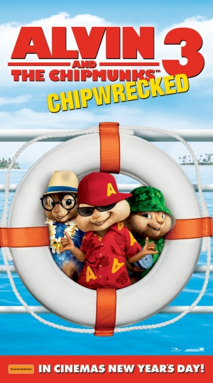 Alvin and the Chipmunks: Chipwrecked 768x1380