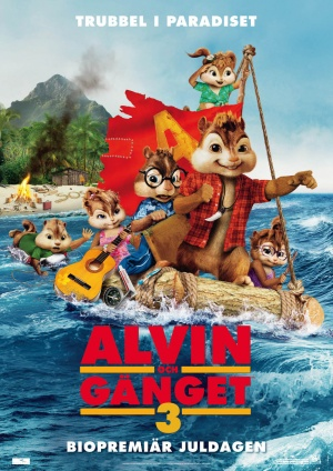 Alvin and the Chipmunks: Chipwrecked 1061x1500