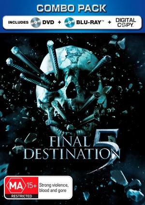 Final Destination 5 1605x2269