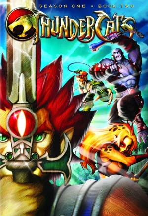 Thundercats  on Thundercats  Dvd Cover