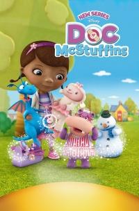 Doc McStuffins, Spielzeugärztin poster