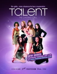 Talent: The Casting Call poster