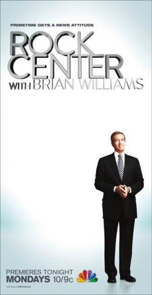 Rock Center with Brian Williams 390x755