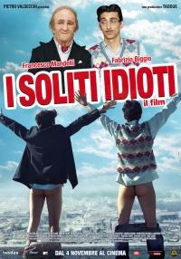 I soliti idioti: Il film poster