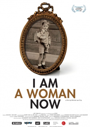 I am a woman now Poster