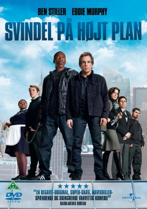 Tower Heist Dvd cover