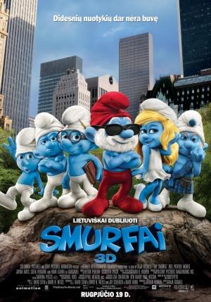 The Smurfs 700x1000