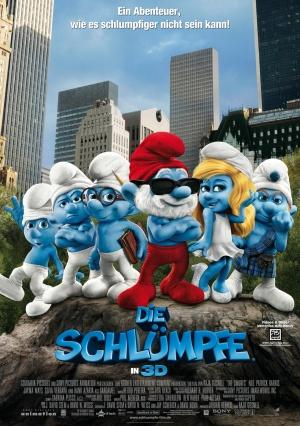 The Smurfs 1748x2480