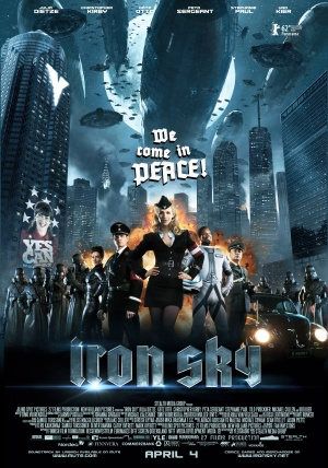 Iron Sky Advance poster