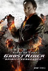 Ghost Rider II: Spirit of Vengeance poster