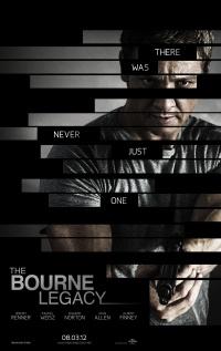 Dziedzictwo Bourne'a poster