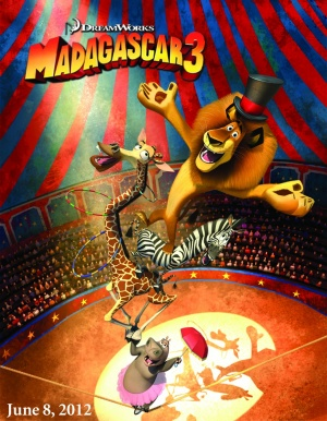 Madagascar 3: Europe's Most Wanted Custom