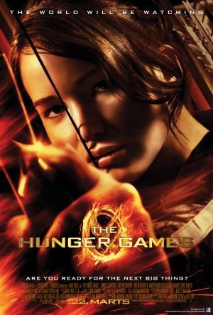 The Hunger Games 3371x5000
