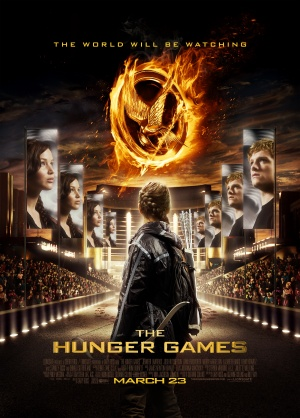 The Hunger Games 3587x5000