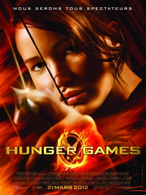 The Hunger Games 1418x1890