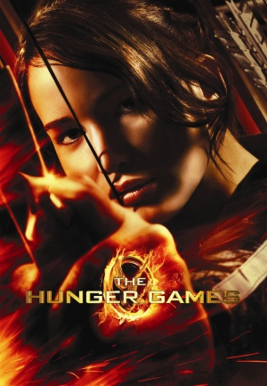 The Hunger Games 2077x3000