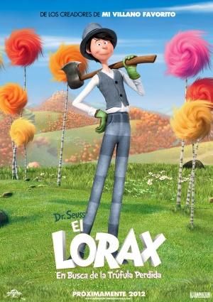 Der Lorax 600x850