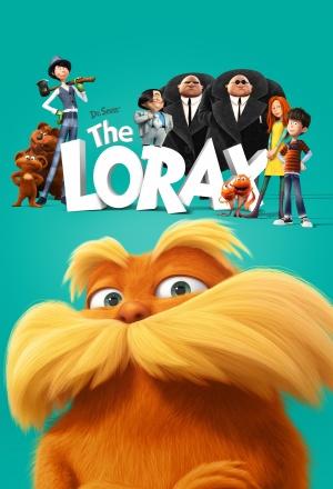 The Lorax 3407x5000