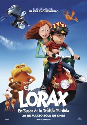 The Lorax 2315x3307