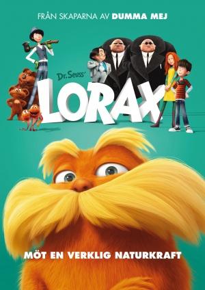 The Lorax 2480x3507