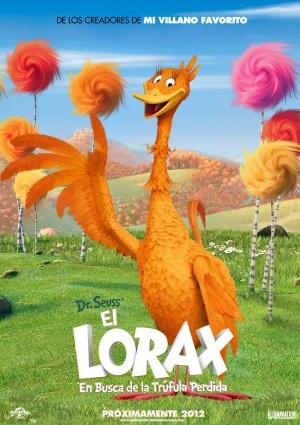 The Lorax 600x850