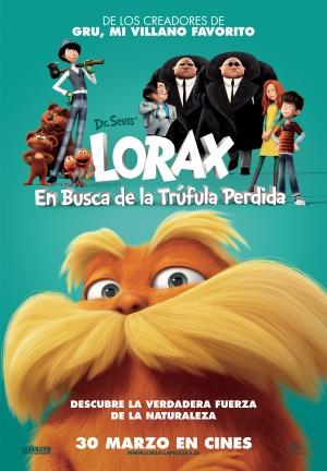 The Lorax 3469x5000
