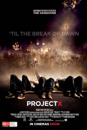 Project X 400x600