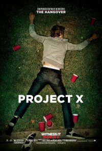 Proyecto X poster