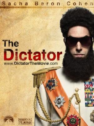 The Dictator 500x669