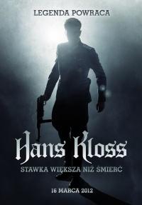 Hans Kloss. Stawka wieksza niz smierc poster